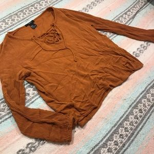 Forever 21 fall top